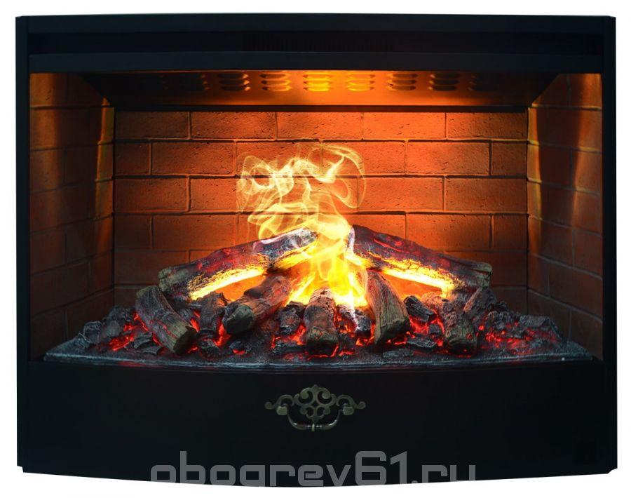 """Электрокамин """"3D FIRESTAR 33"""" с эффектом 3D пламени"""